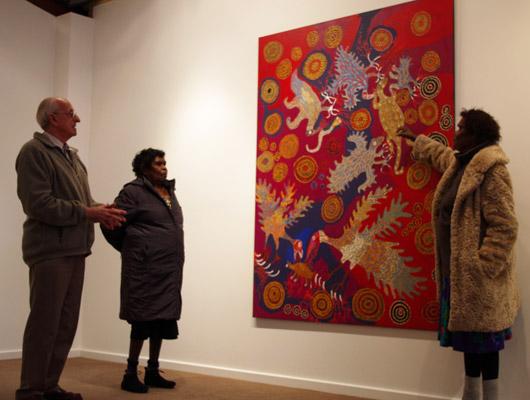 Tjala Arts celebration a special event