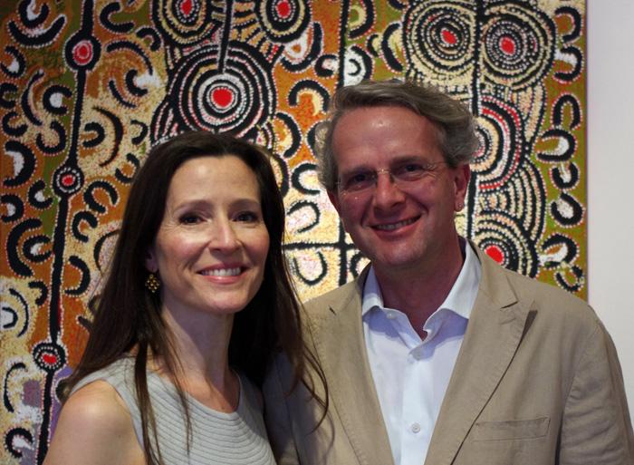 Karen & Dirk Zadra in conversation with Ocula