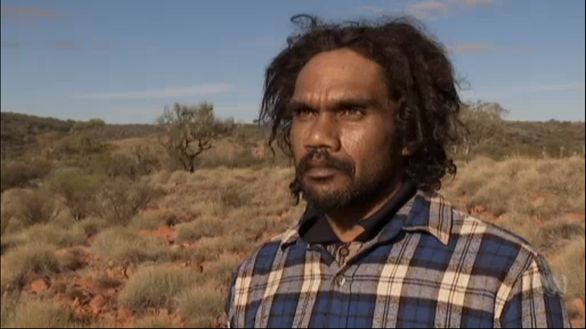 ABC lateline features Vincent Namatjira